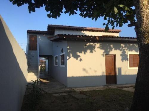 Imagem 1 de 14 de Excelente Casa Ficando Frente Ao Mare - Itanhaém 5487   Sanm