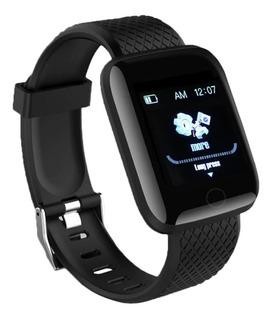 Smartwatch Relógio Inteligente 116/d13 + Fone Blutooth S530x