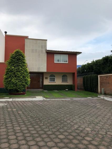 Se Vende Bonita Casa En Candilejas Metepec