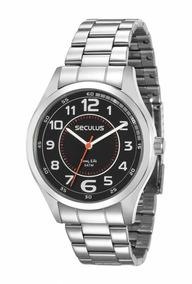 Relógio Seculus Masculino 28921g0svna1