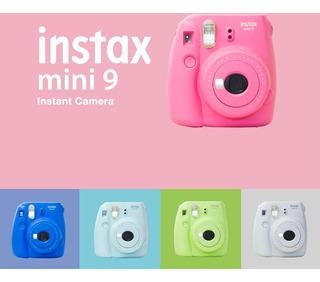 Instax Mini 9 Camara Instantanea