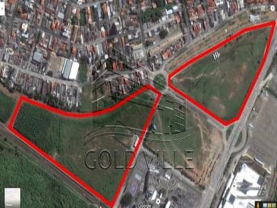 Terreno Industrial Para Venda, Vila Militar, Barueri - Te0091. - Te0091 - 33872698