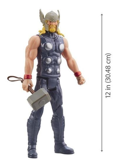 Boneco Avengers Titan Hero Blast Gear Thor - Hasbro E7879