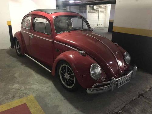Volkswagen Fusca 1968 Cal Look