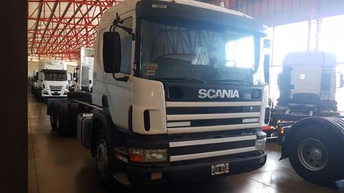 Scania P 310 Tractor Mod 2009 4x2