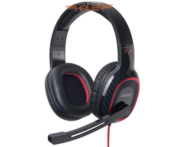 Fone Headset Gamer 7.1 Edifier G20 Over-ear Surround Usb