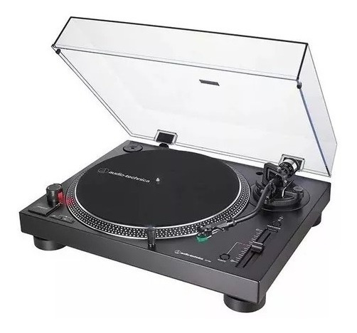 Toca Discos Audio Technica Lp 120x Usb/original/bivolt/novo.