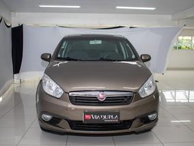 Fiat Grand Siena Attractive (evolution) 1.4 8v 2013
