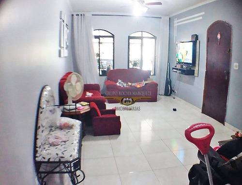 Sobrado Com 3 Dormitórios À Venda, 170 M² Por R$ 550.000,00 - Jardim Vila Formosa - São Paulo/sp - So0583