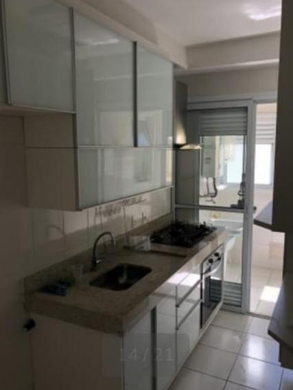 Apartamento À Venda No Condomínio Upper Life Em Sorocaba, Sp - 2250 - 67650146