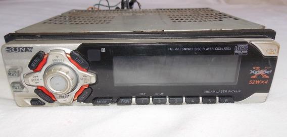 Cd Player Sony Cdx L570x