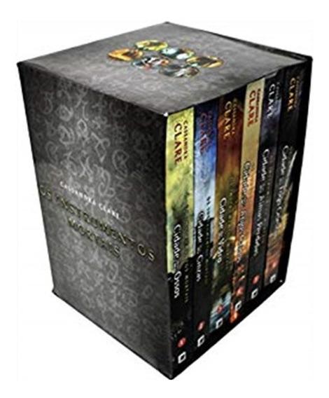 Box De Livros - Cidade Dos Ossos