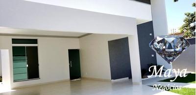 Casa 3 Quartos, 169 M² C/ Lazer Na 207 Sul - 608