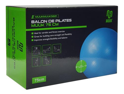 Balon De Pilates Muuk 75 Cm