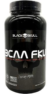 Bcaa Fku (120 Tabletes) - Black Skull