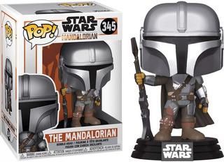 Funko Pop Star Wars The Mandalorian The Mandalorian Final