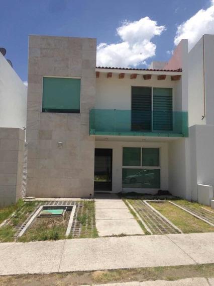 Renta Casa Amueblada Lomas De Angelopolis Ii