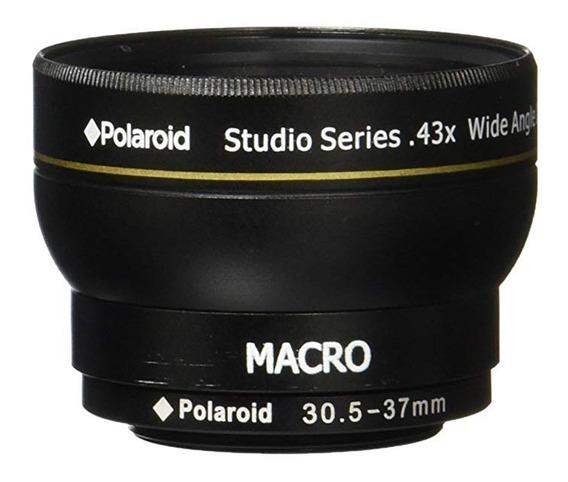 Objetivo De Conversión Polaroid Studio Series 43x Macro