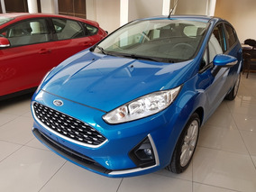 Ford Fiesta Kinetic Design 1.6 Titanium At120cv Y Cuotas