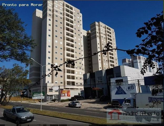Apartamento 3 Quartos Para Venda Em Sorocaba, Além Ponte, 3 Dormitórios, 1 Suíte, 2 Banheiros, 2 Vagas - Ap 465_1-987849