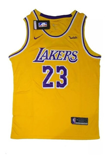 Camisa Los Angeles Lakers Lebron James 23 Regata Nba 2020