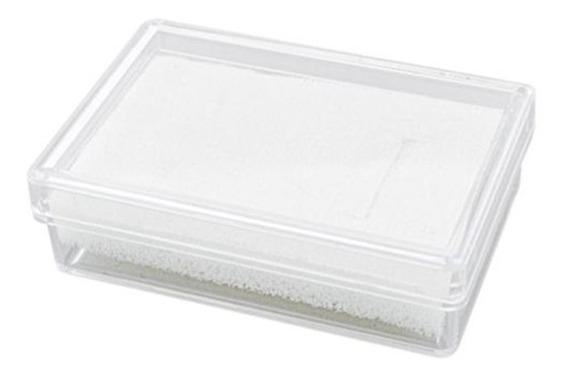 50 Estuche Para Joyería Caja Acrílico Trasparente