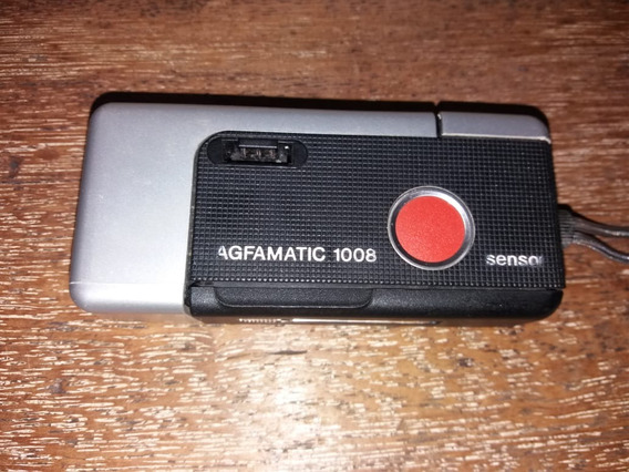 Máquina Fotográfica Agfa Funcional