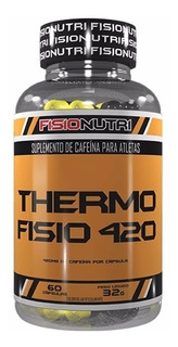 Thermo Fisio 420mg - 30 Cáps