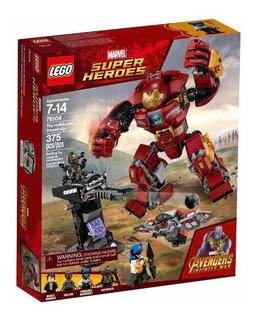Lego 76104 Hulkbuster Smash-up Super Heroes