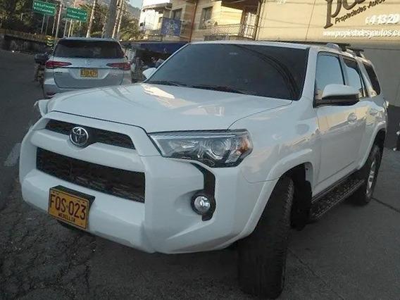 Toyota 4 Runner Sr5 4.0,