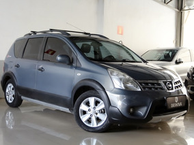 Nissan Livina X-gear 1.6 Sl Flex 5p 2010/2011