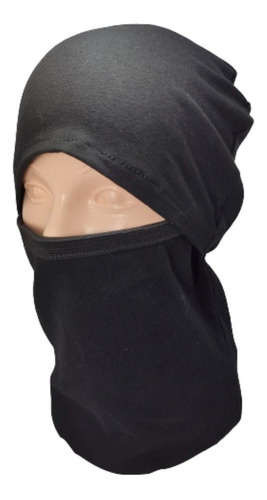 Imagen 1 de 9 de Mascara Tactica Balaclava Frio Moto Gorro Tactica Ninja Ngo
