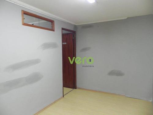 Imagem 1 de 16 de Sala Para Alugar, 52 M² Por R$ 1.200,00/mês - Centro - Americana/sp - Sa0017
