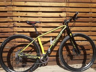 Bicicleta Specialized Rodado 29 Fibra De Carbono