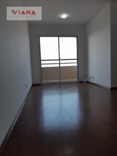 Imagem 1 de 15 de Apartamento Em Conjunto Residencial Pombeva  -  São Bernardo Do Campo - 11078