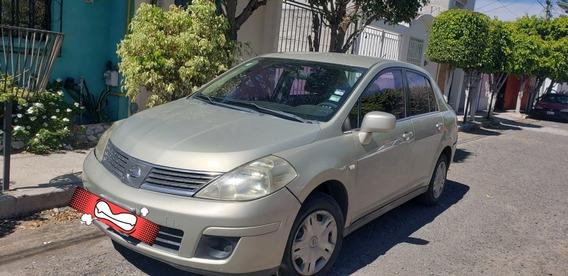 Nissan Tiida Custom Std