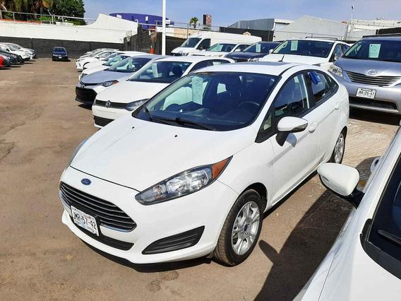 Ford Fiesta 2016 4p Se L4/1.6 Man