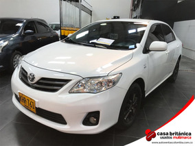 Toyota Corolla Mecanica 4x2 Gasolina