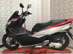Honda Pcx 150 Sport 2018 Cinza Metalica Gasolina
