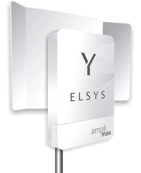 Amplimax 4g Elsys Internet E Celular Rural