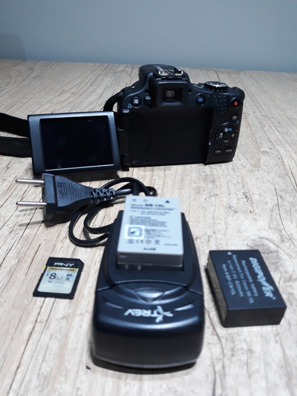 Camera Superzoom Powershot Sx50 Hs - 50x