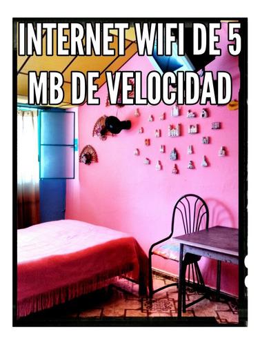 Habitacion Amoblada Persona Sola Con Tvcable Y Wifi