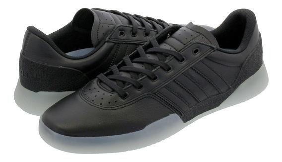 Zapatillas adidas City Cup Originals Hombre Urbanas Negras
