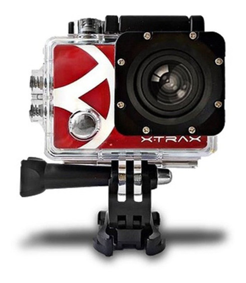 Câmera De Ação Xtrax Smart 2 801027 Com Nf
