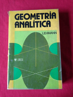 Libro: Geometria Analitica Lehmann #30