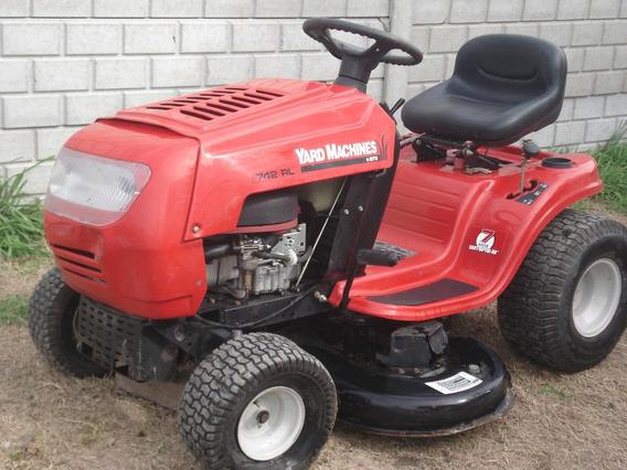 Mini Tractor /tractor Corta Cesped/ Practicamente Nuevo !