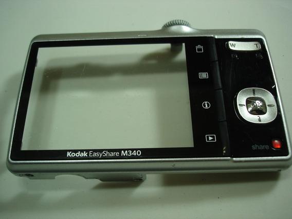 Gabinete Traseiro Com Borracha Funções Kodak M-340 Usado