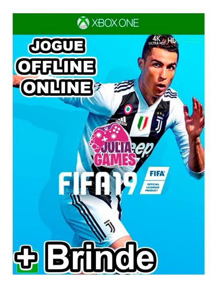 Fifa 19 Em Português Brasil Xbox One Digital + Brinde