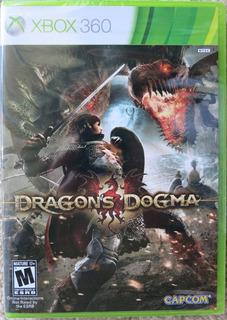 Dragons Dogma Nuevo Sellado Xbox 360