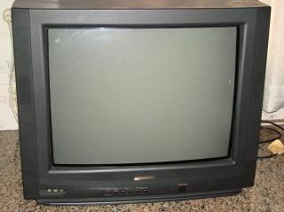 Tv Audinac 21 Con Control Remoto